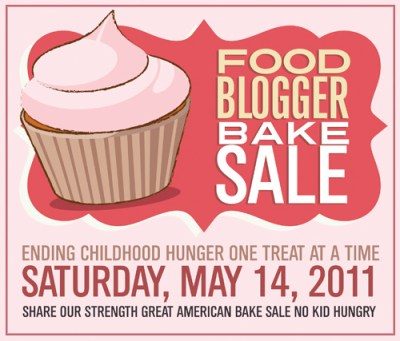 2011 Food Blogger Bake Sale