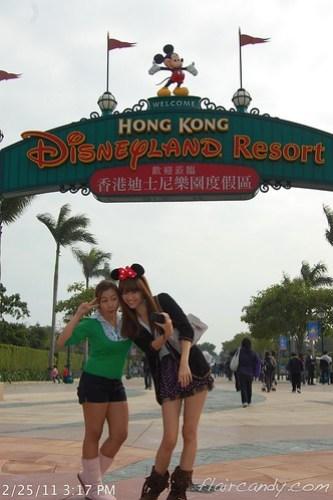 Hong Kong Disneyland 2011 Day 1 008