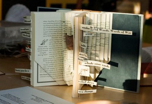 Altered book workshop-4