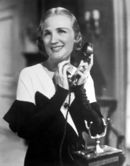 """""""Fay Wray"""" Jane Barbe"""