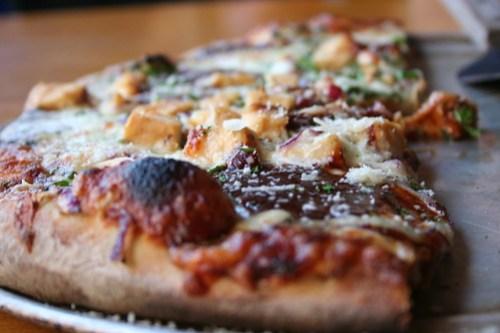 Mmmm... pizza