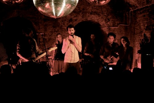 Edward Sharpe & The Magnetic Zeros live @ The Old Vic Tunnels, London