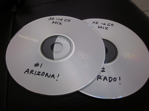 AZ --> CO Mix CD