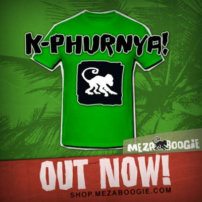 "New Design available: Meza Boogie ""K-Phurnya!"""