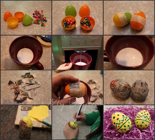 Musical Easter Egg Shaker