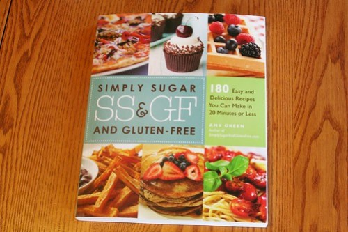 5640202291 93a7442a37 Review: Simply Sugar & Gluten Free Cookbook by Amy Green