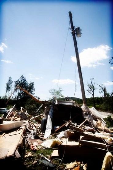 Cullman, Alabama Tornado Aftermath