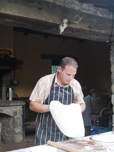 Pizza night at La Tavola Marche, chef: Jason Bartner