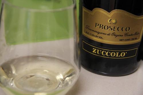 Prosecco + pasta