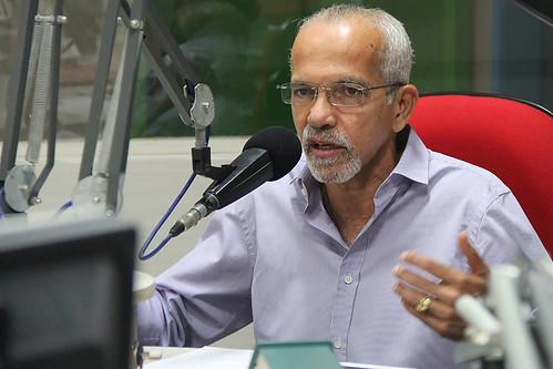 Entrevista na 103 FM