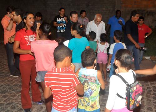#Caminhada65 no 18 do Forte 08/10