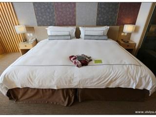 [宜蘭.旅遊]長榮鳳凰酒店(礁溪)~房間就是湯屋.超大床可以翻滾