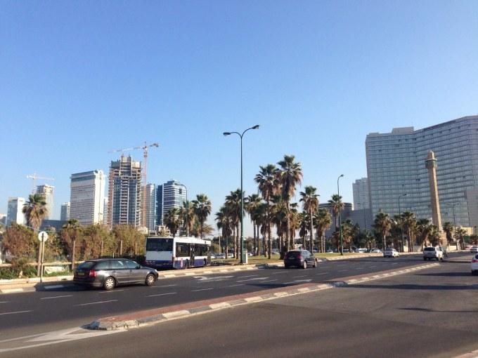Kurztrip Tel Aviv.