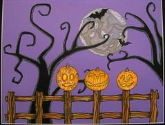 Jon Metivier: Halloween Jack O' Lantern