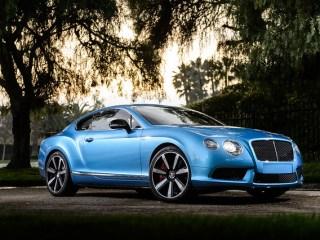 車壇新天菜Bentley Continental GT V8 S、Flying Spur V8奢華登場