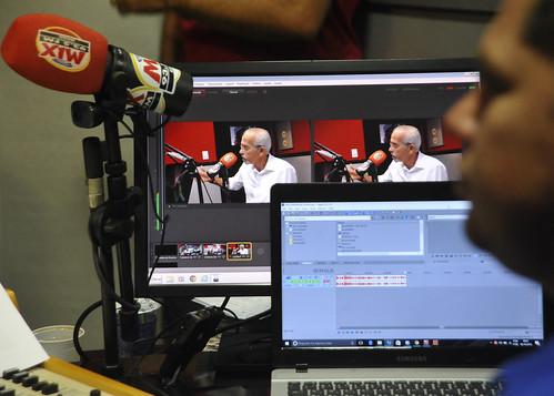 Entrevista Mix FM 06/10