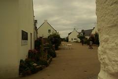 Le village de Houat
