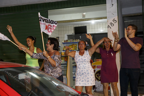 Mini carreata no Santo Antônio 26/10