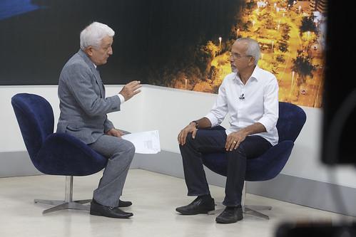 Entrevista na TV Atalaia 26/10