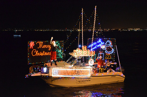 "SAN DIEGO CA USA - ""San Diego Bay Parade of Light""  Dec. 13 and 20 Sunday - 5:30pm - More than 80 vessels will be illuminating San Diego Bay. Approx 2 hours. • <a style=""font-size:0.8em;"" href=""http://www.flickr.com/photos/134158884@N03/23183020554/"" target=""_blank"">View on Flickr</a>"