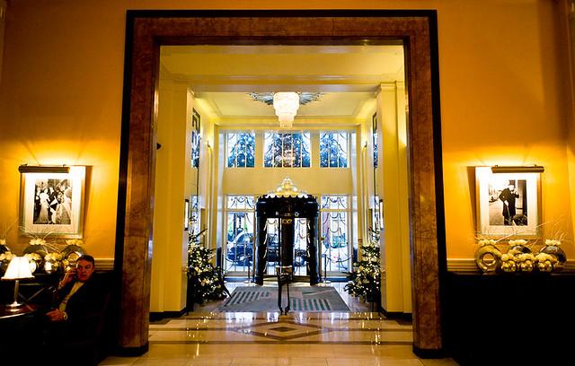 Claridge's - Art Deco