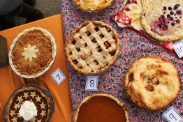 Pies Pies Pies Pies at the Strathcona Harvest Festival