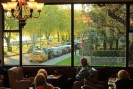 Sylvia Hotel Interior
