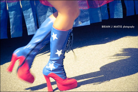 Celebrating our freedom to wear awesome boots [915]