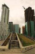 Coal Harbour's soulless skyscraper swamp