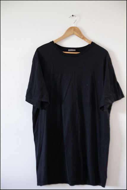 Tuukka13 - My Recent Purchases - Balmain Sweatshirt, Undercoversim Hooded Vest, 4jigeN Jersey T-shirt, Dior Homme Japan Oversized T-shirt and Kris Van Assche Oversized V Neck - 9