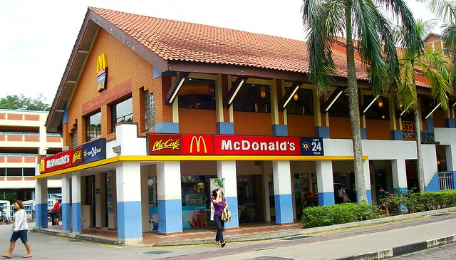 McDonald's @Bukit Batok Central