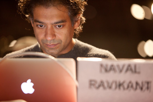 Naval Ravikant - Launch Conference - San Francisco