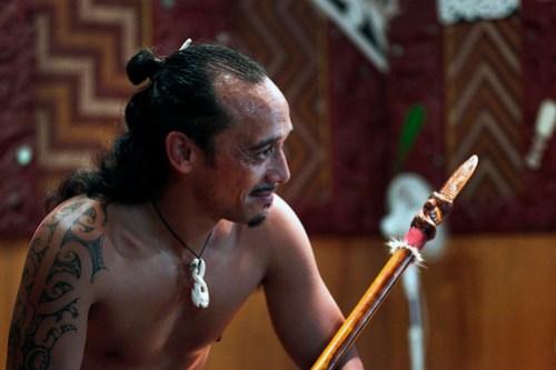 New Zealand: Maori Culture 002