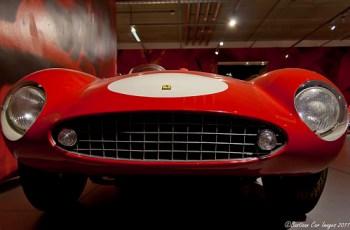 Ferrari 750 Scaglietti Spider