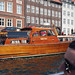 Beautiful all wooden boat
