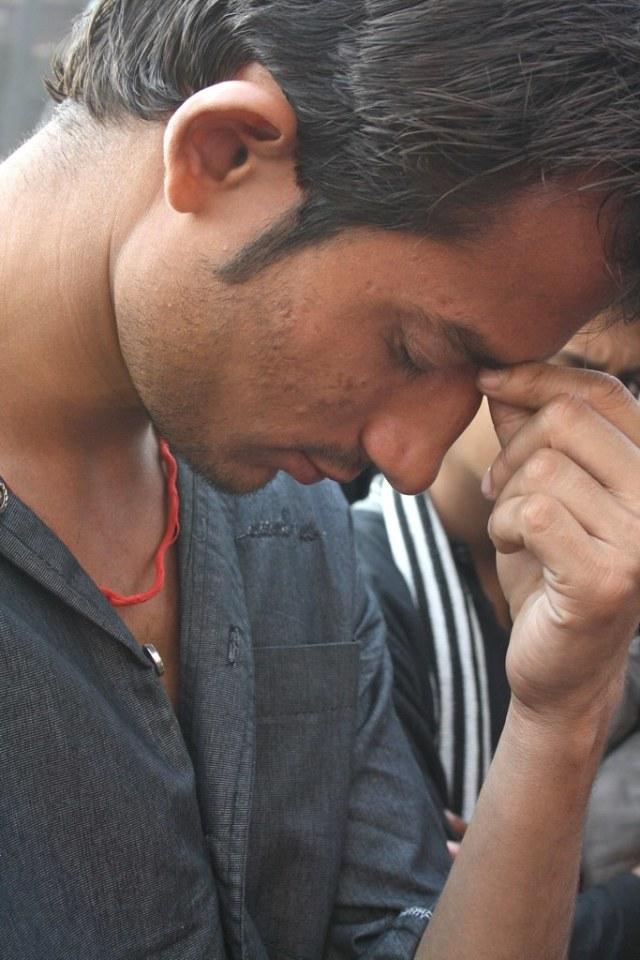 City Culture - Muharram Mourning, Kashmere Gate