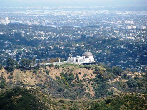 Hiking the Bat Cave to the Hollywood Sign