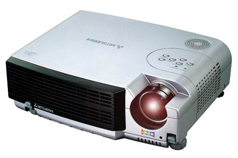 Mitsubishi XD300U Data and video projector for Hire