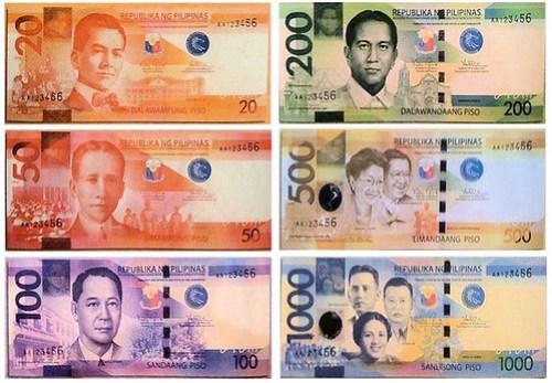 The New Philippine Peso Banknote Designs