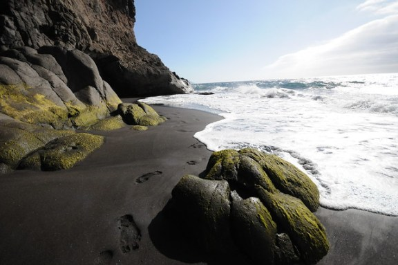 Canary Islands beaches, Guayedra