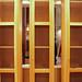 Wine storage at entrance | Q4 al Centro