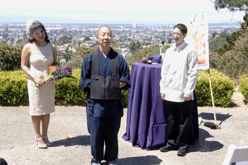 Buddhist Incense Offering