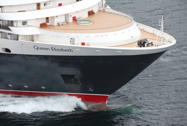 BEST CRUISE SHIPS QUEEN ELIZABETH