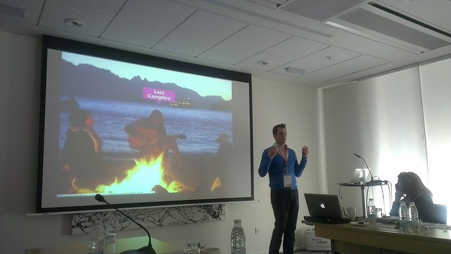EBU campfire reference