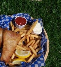 Dundarave Beach Fish n' Chips