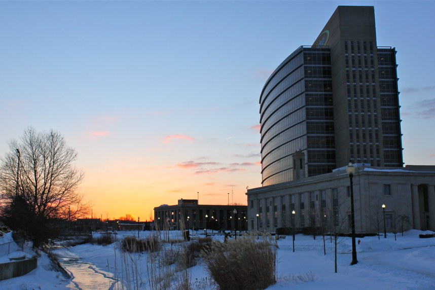 Morning, Jackson - Consumers Energy