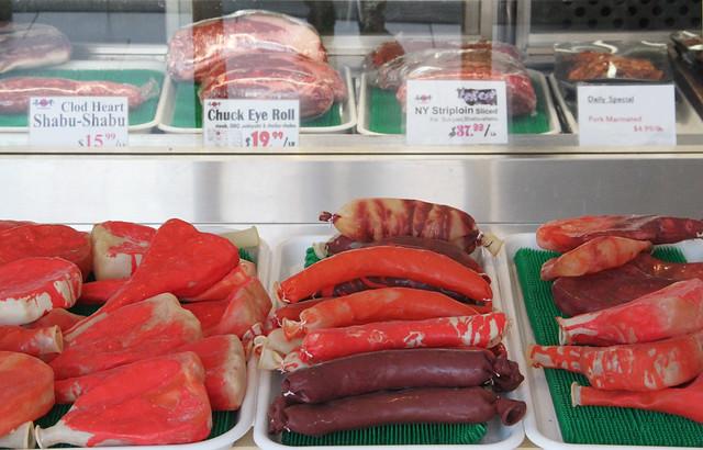 Meats on meats