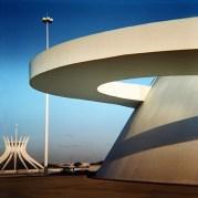 Museu Nacional de Brasília e Catedral