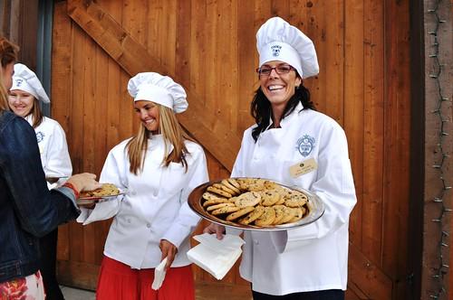 Cookies! I Guess it's a Keystone Thing #TBEX #TBEX12