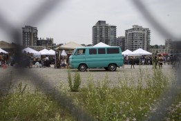 Food Cart Fest Under the Cambie Street Bridge
